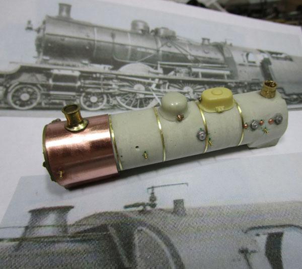 Poignée manivelle tout laiton ancienne porte SNCF trou carré 9 mm